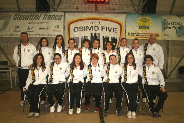 Femminile SerieD Marche  Girone Unico 2013/2014