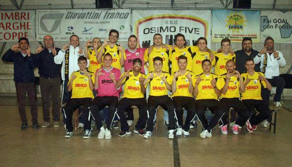 Prima Squadra 2012/2013