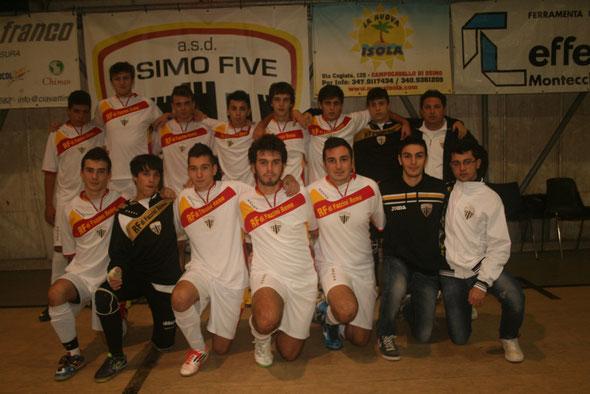 Juniores Marche GironeA  2013/2014