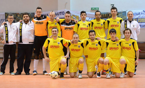 Osimo Five  C2 Girone B 2012/2013
