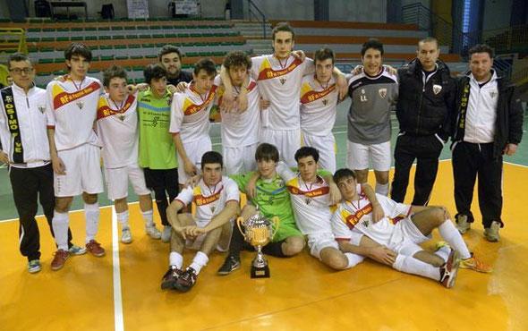 2° Coppa Marche Juniores  2011/2012