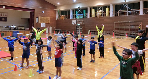 幼児・児童体育教室