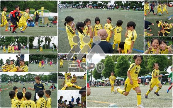 キッズ・ジュニアサッカー チャンピオンズリーグ参戦