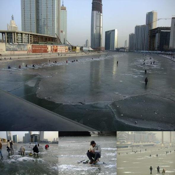 天津 海河