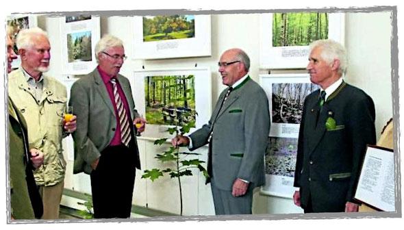 Waldausstellung NNP