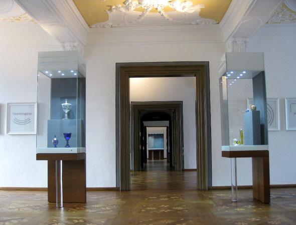 Das Glasmuseum im Hadamarer Fürstenschloss (Quelle: www.hadamar.de)