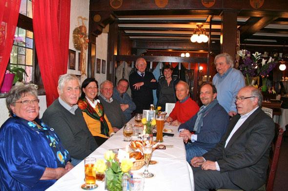 Stammtisch des Geschichtsvereins Weilburg e.V.