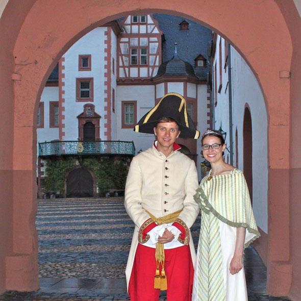 Erzherzog Carl und Prinzessin Henriette