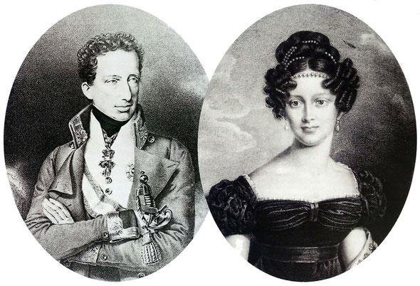 Henriette und Carl