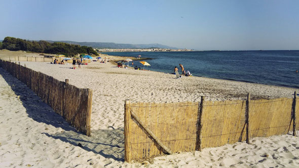 Spiaggia per cani Alghero (Spiaggia di Maria Pia)