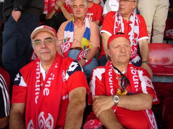 14.04.2007 Mainz 05-Schalke 04. Mainz verliert zum vierten Mal in Folge:  0:3 (0:2)