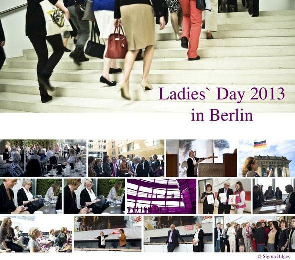 Der Ladies'Day feierte 2013 das 10. Jubiläum