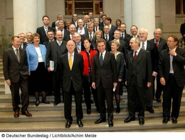 Abschließende Sitzung der Föderalismuskommission II am 9.3.2009 im Bundesrat