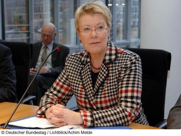 Konstituierende Sitzung des Haushaltsauschusses des 17. Deutschen Bundestages am 25.11.2009