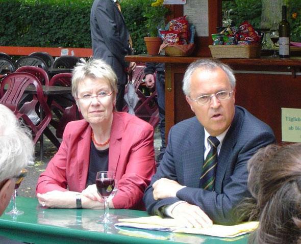 Innungsgespräch 2005 mit Bundesminister a.D. Hans Eichel