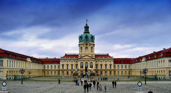 Schloss Charlottenburg - www.pixabay.com