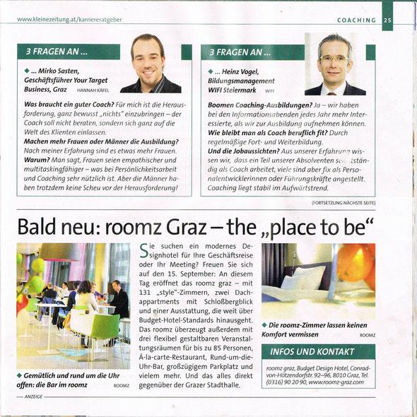 Kleine Zeitung - Beilage Job & Karriere
