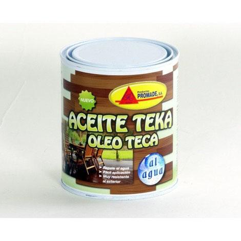 Aceite de Teka