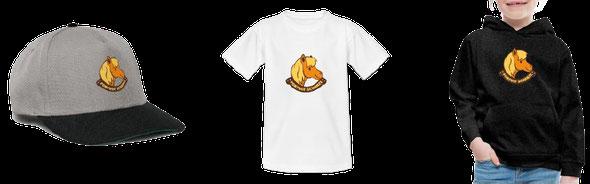 online Shop Shirts Cap usw. Ponyhof Schanze