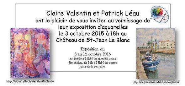 Pour accéder au site de Patrick Léau, cliquez sur l'image.