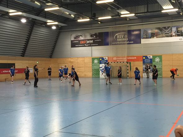 handball hamburg liga