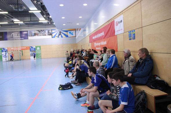 Bild: Saisonfinale Handball Freiwurf Hamburg-Liga 2015/2016