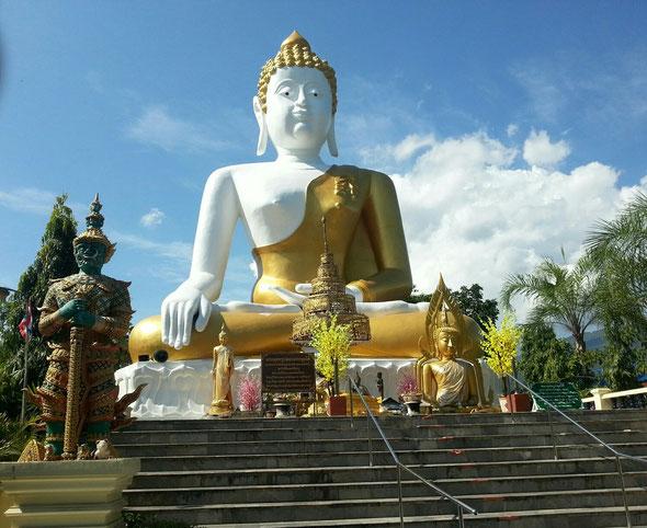 Im Norden von Thailand - Chiang Mai