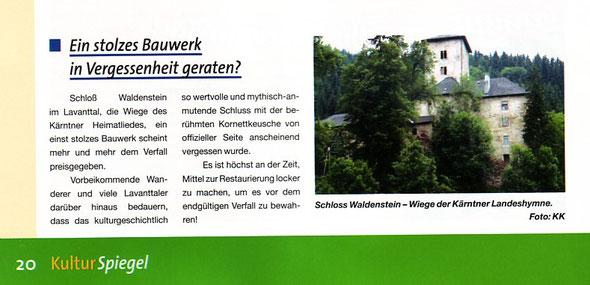 Info Waldenstein