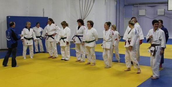 Judo für Ältere