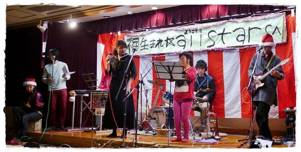 """""""福生ローズ"""" vocal:坂和孝子さん in セーラー服♫"""