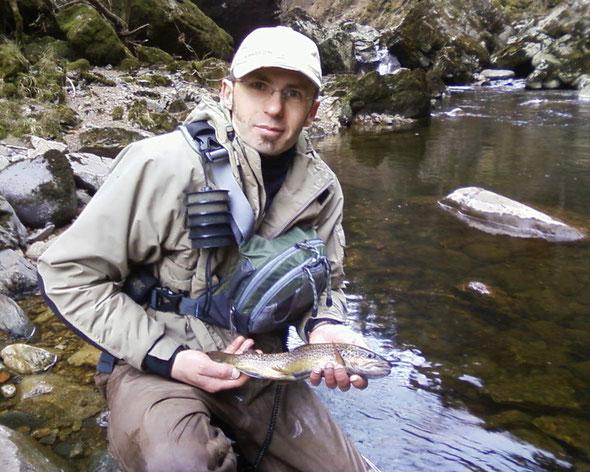 Guide de pêche corrèze
