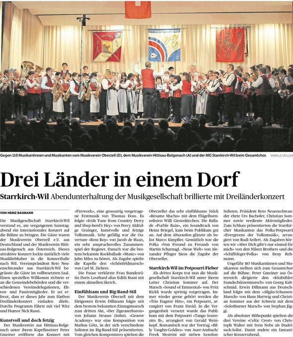 Oltner Tagblatt 24.11.2014