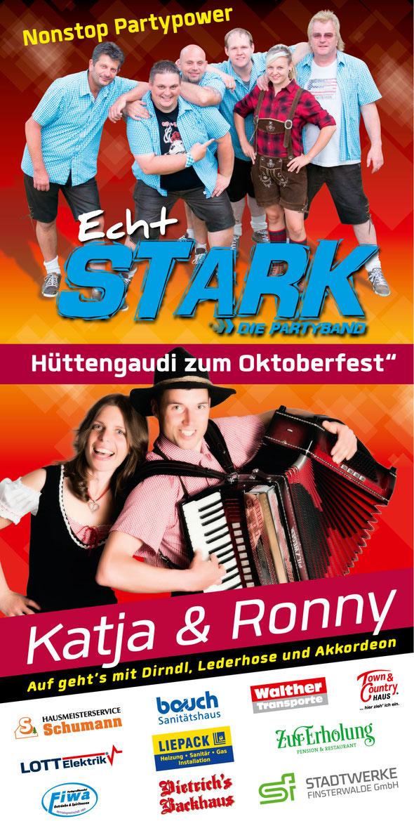 Echt Stark und Katja&Ronny