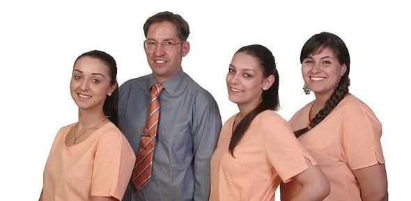 Team der  Praxis Dr. Killgus