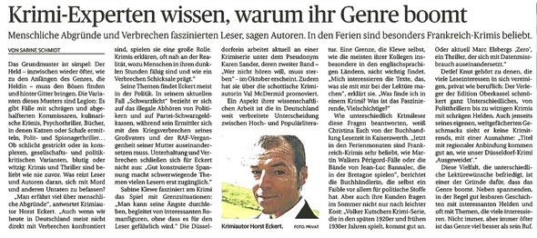 Rheinische Post vom 30.07.2014