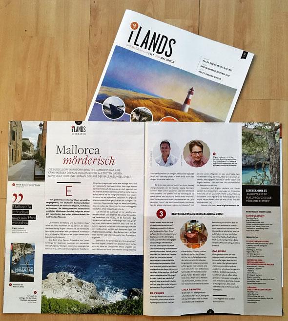 MyiLands, Beilage in der Welt am Sonntag, NRW Ausgabe, 30.04.2017