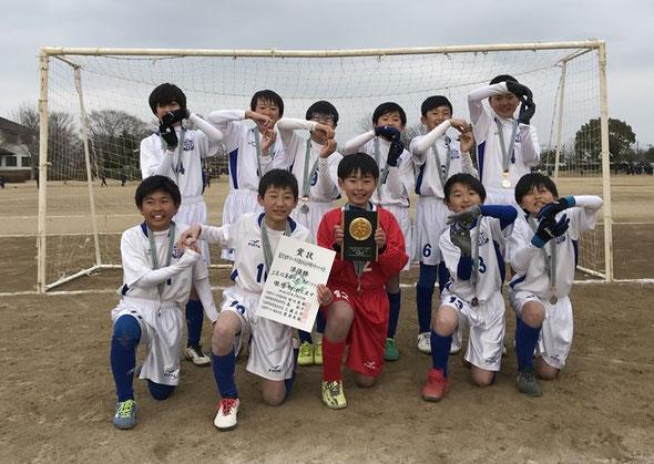 2018.2.25 行田市本部長杯 準優勝 (Ktaに捧げる8番サイン)