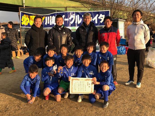 2018.12.16 イーグルファイター寿カップ準優勝
