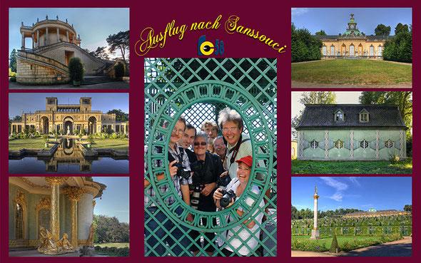 Postkarte vom Ausflug