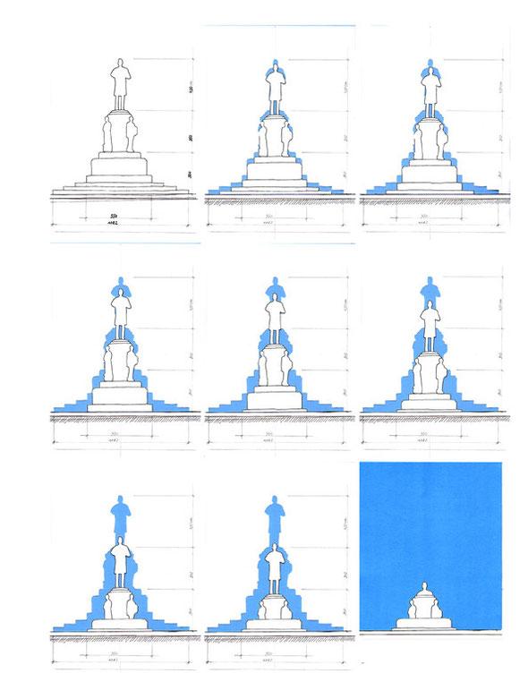 Entwurf Luegerdenkmal, Wien