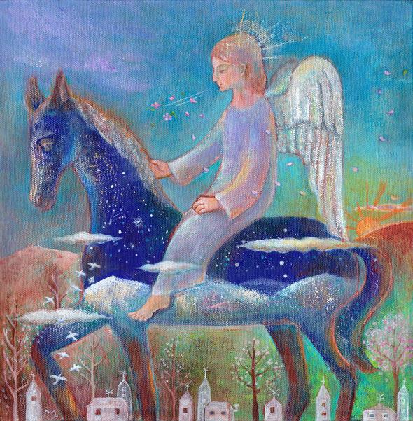 「ホシソラウマと天使」
