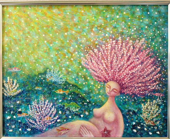 『Reproduction~The mother of coral 2』