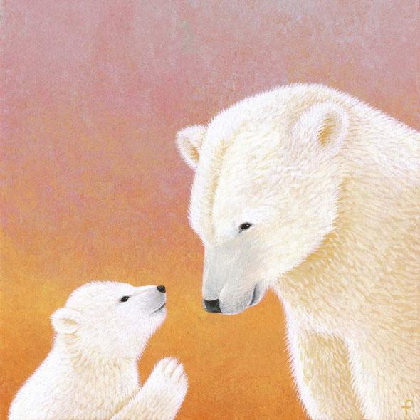 「POLAR BEAR(おかあさんと)」