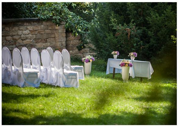 Hochzeit in Marcollinis Welt Dresden