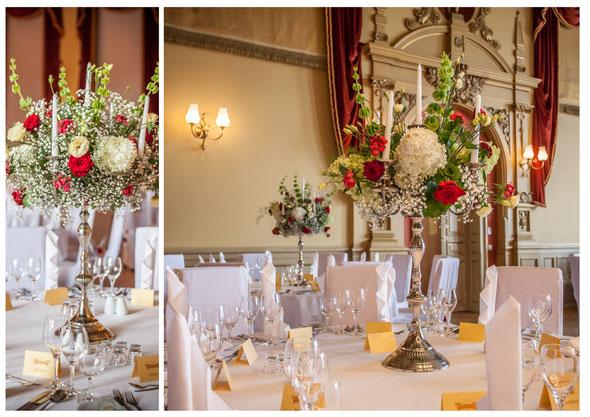 Hochzeit im Ballsaal des Domero Hotel Königshof Dresden