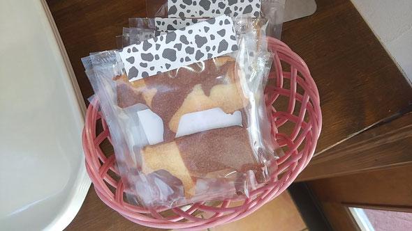 牛クッキー(期間限定)
