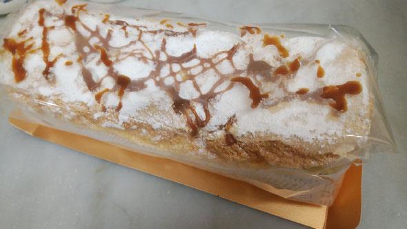 塩キャラメル、生パウンドケーキ