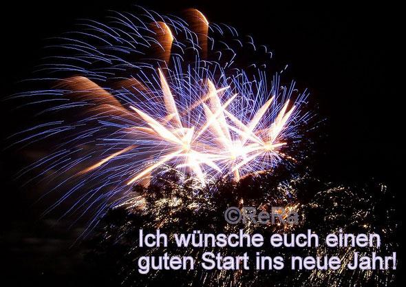 Guten Start ins Jahr 2015! - Fotografie und Literatur Regina Raaf