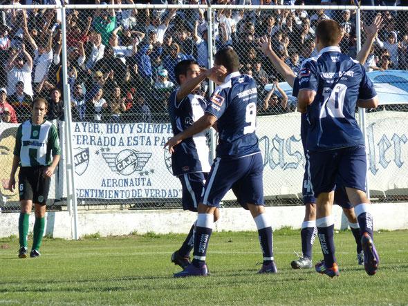 Estadística sobre la participación de Jorge Newbery en el viejo Torneo Argentino B.