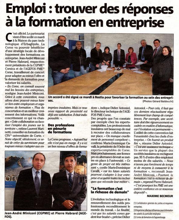 Corsematin (28/02/2013)